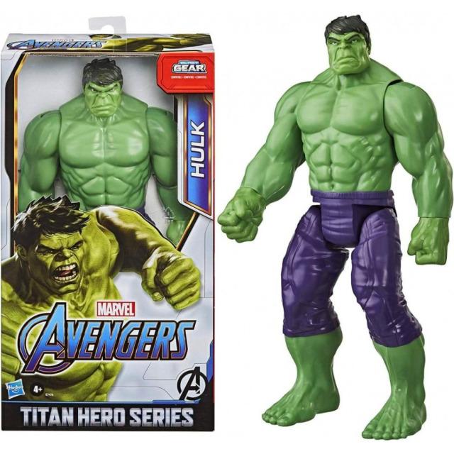Obrázek produktu Hasbro Avengers Titan Hero DeLuxe HULK 30cm, E7475