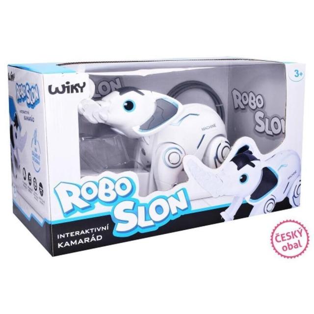 Obrázek produktu Wiky Robo slon RC na dálkové ovládání 33 cm