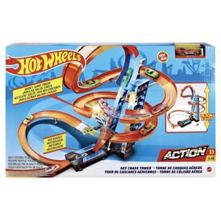 Obrázek 1 produktu Hot Wheels Padající věž, Mattel GJM76