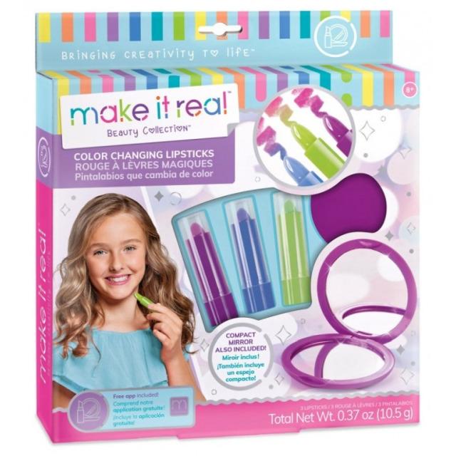 Obrázek produktu Make It Real Lesky na rty měnící barvu