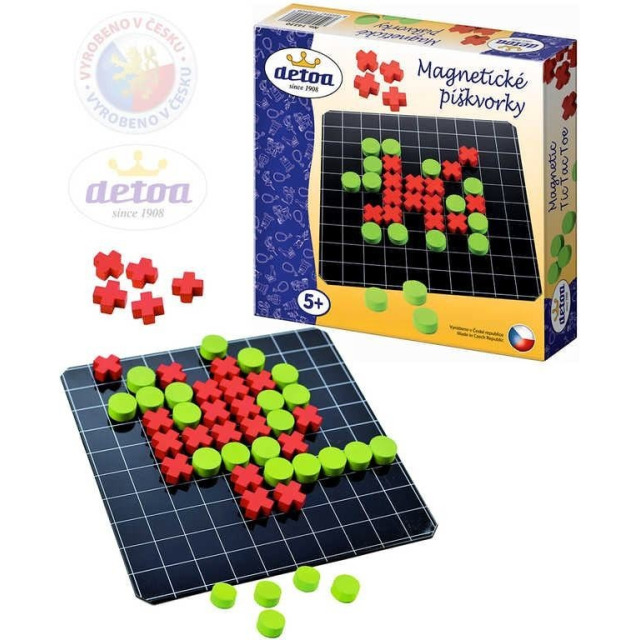 Obrázek produktu DETOA Magnetické piškvorky