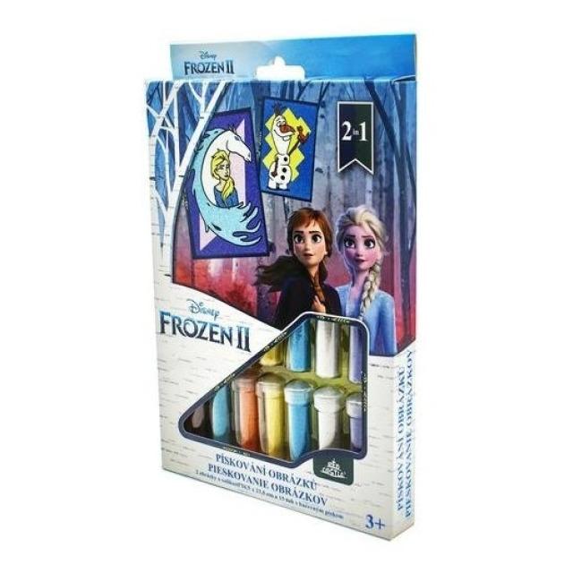 Obrázek produktu Pískování Disney 2v1, Frozen II