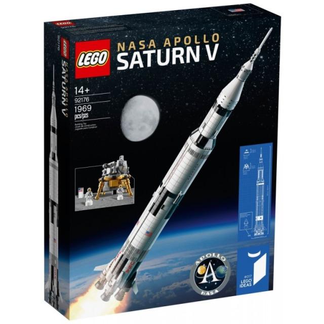 Obrázek produktu LEGO Ideas 92176 NASA Apollo Saturn V