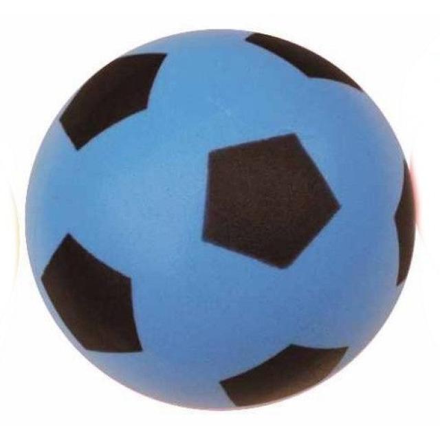 Obrázek produktu Míč molitanový 20cm, modrý
