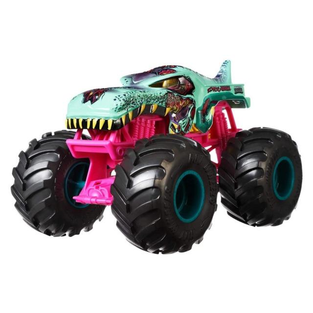 Obrázek produktu Hot Wheels® Monster Trucks ZOMBIE WREX, 19cm, Mattel GCX24
