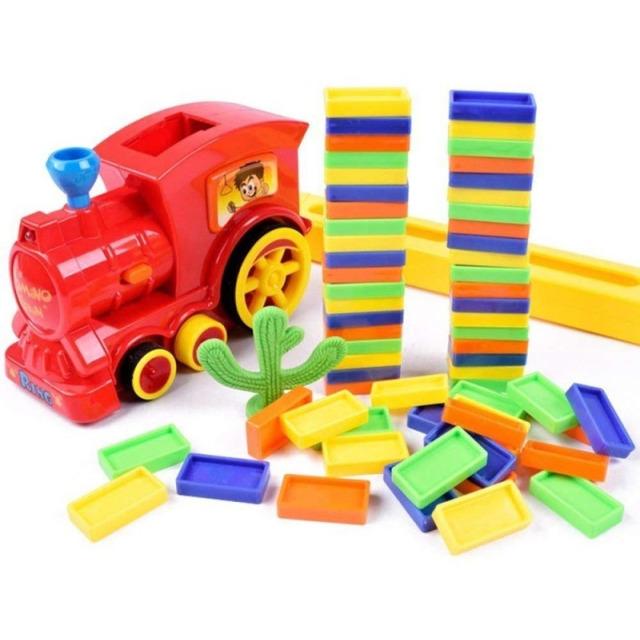 Obrázek produktu Lamps Stavěcí domino vláček
