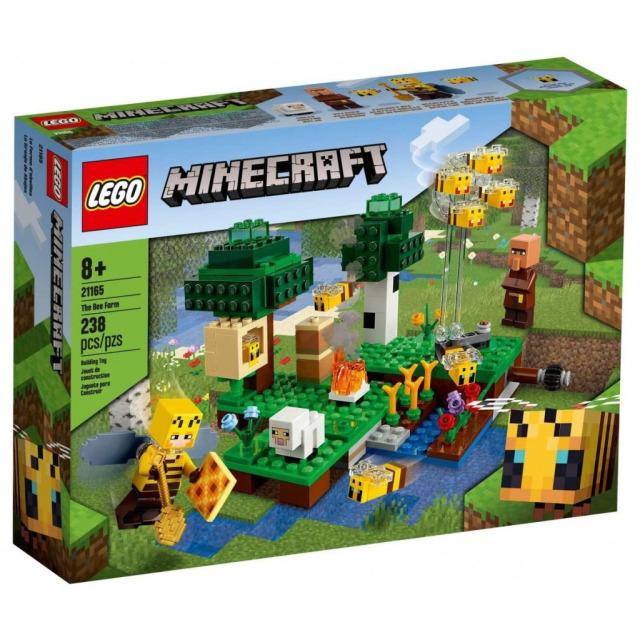 Obrázek produktu LEGO Minecraft 21165 Včelí farma