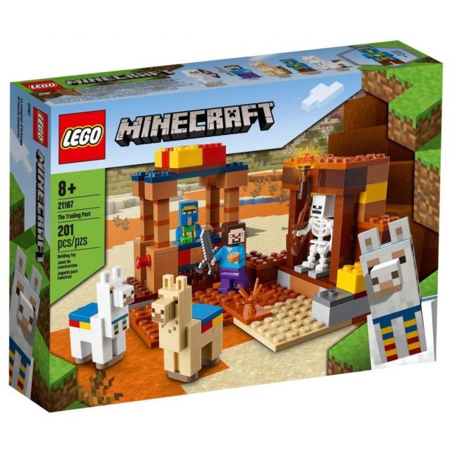 Obrázek produktu LEGO Minecraft 21167 Tržiště