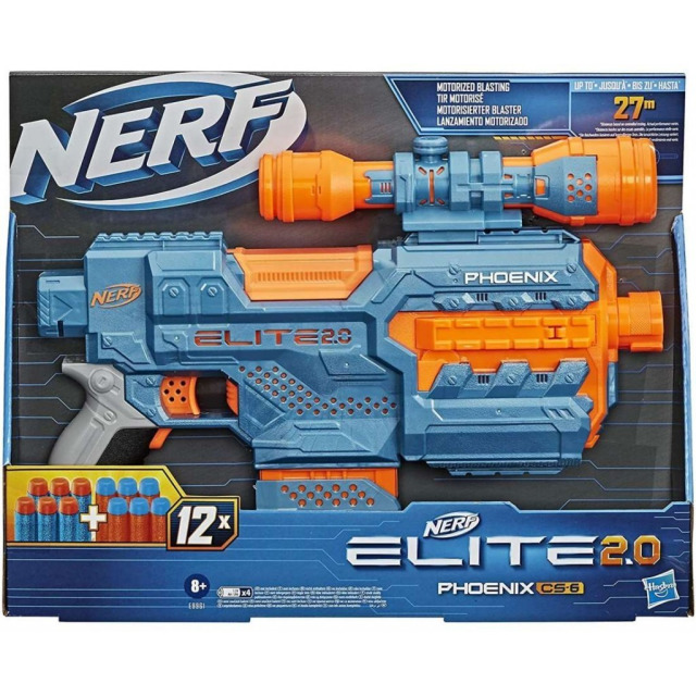 Obrázek produktu NERF Elite 2.0 PHOENIX CS-6 Pistole