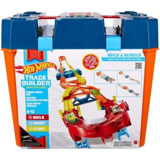 Obrázek 1 produktu Hot Wheels Track builder Power Boost Box, Mattel GNJ01