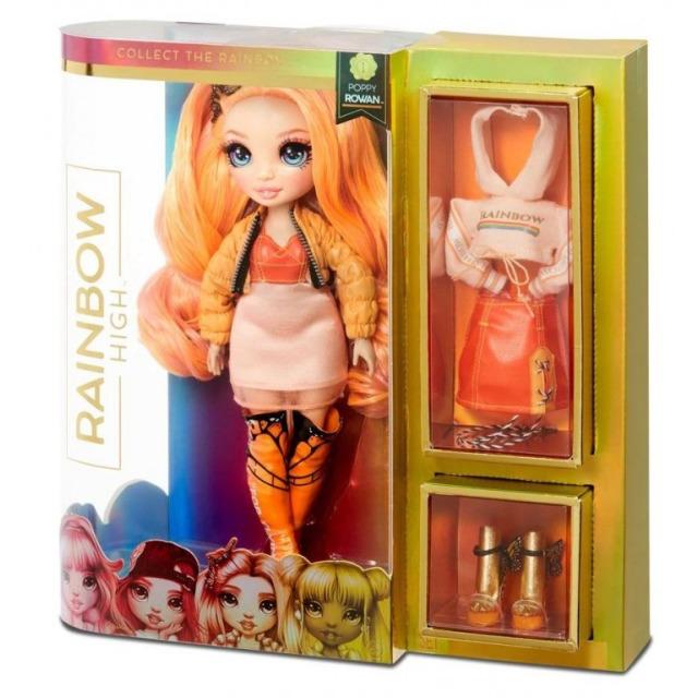 Obrázek produktu MGA Rainbow High Fashion panenka POPPY ROWAN