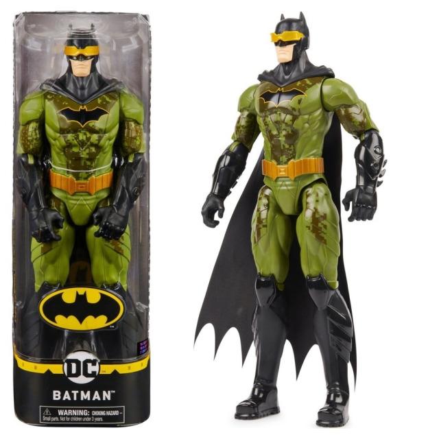 Obrázek produktu Spin Master BATMAN figurka 30cm Batman zelený, 25289