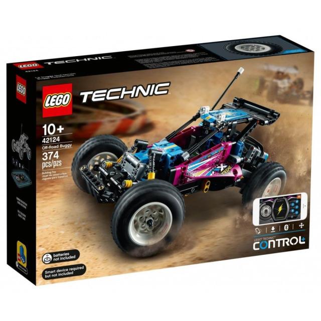 Obrázek produktu LEGO TECHNIC 42124 Terénní bugina