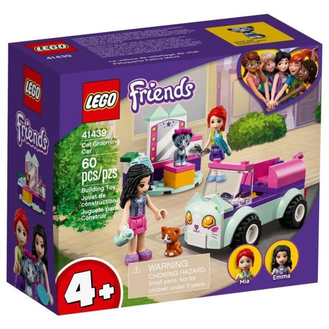 Obrázek produktu LEGO Friends 41439 Pojízdné kočičí kadeřnictví
