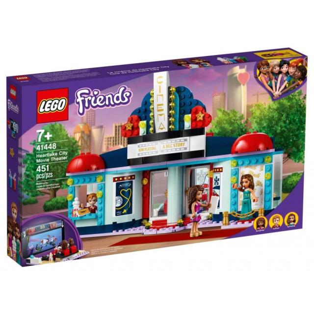 Obrázek produktu LEGO Friends 41448 Kino v městečku Heartlake