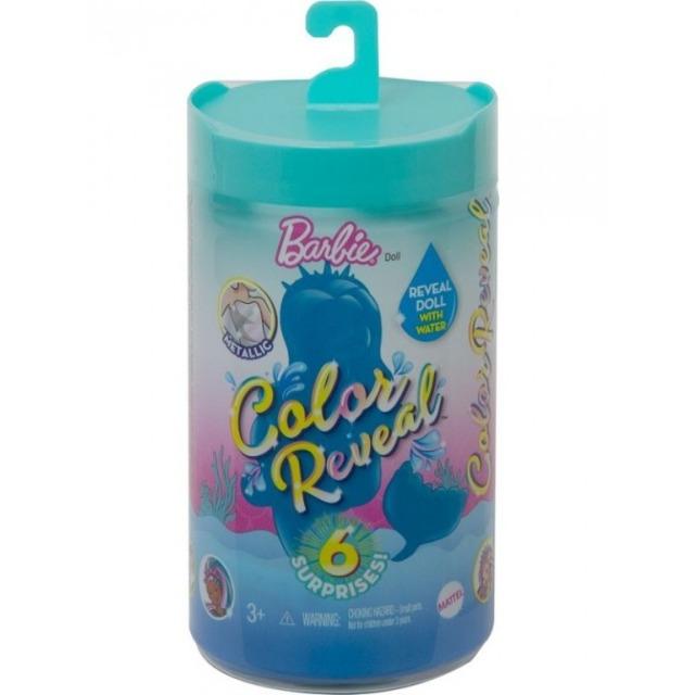 Obrázek produktu Mattel Barbie COLOR REVEAL CHELSEA, vlna 3, GTP53