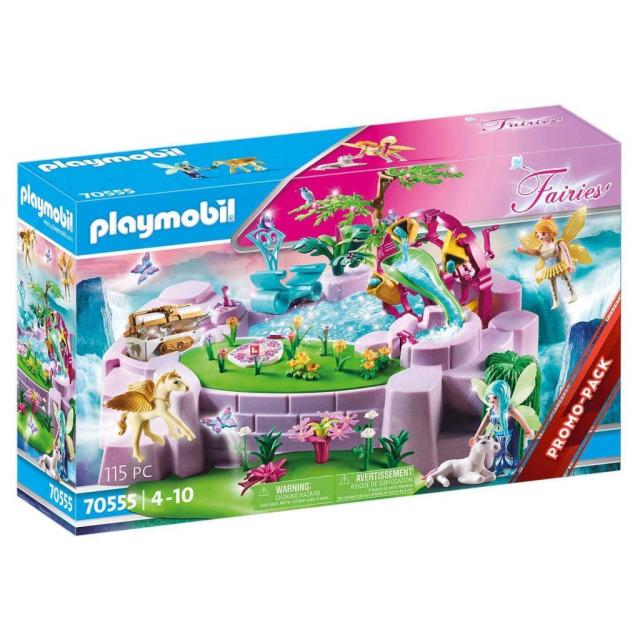 Obrázek produktu Playmobil 70555 Kouzelné jezero v pohádkové zemi