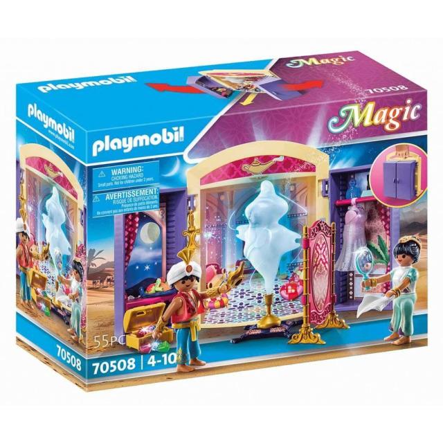 Obrázek produktu Playmobil 70508 Přenosný box Princezna z Orientu