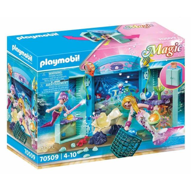 Obrázek produktu Playmobil 70509 Přenosný box Mořské panny