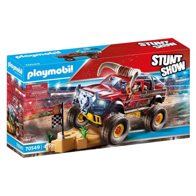 Obrázek produktu Playmobil 70549 StuntShow Monster Truck Horned