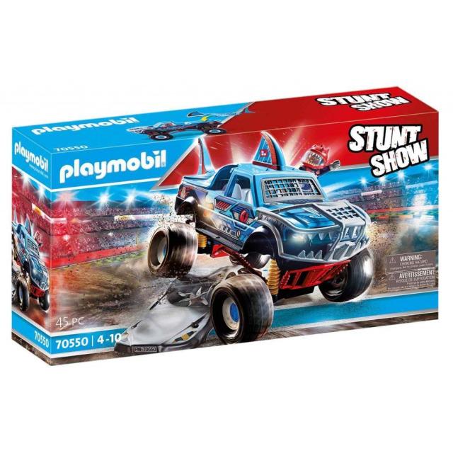 Obrázek produktu Playmobil 70550 StuntShow Monster Truck Shark