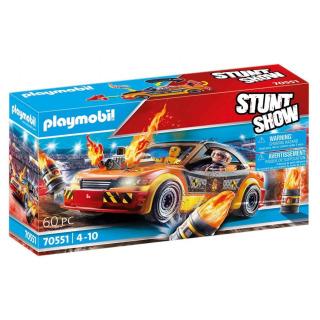 Obrázek 1 produktu Playmobil 70551 StuntShow Crashcar