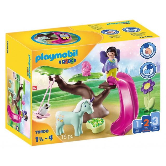 Obrázek produktu Playmobil 70400 Hřiště pro víly (1.2.3)
