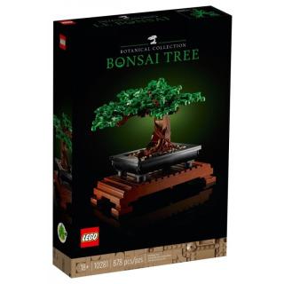 Obrázek 1 produktu LEGO Creator 10281 Bonsaj