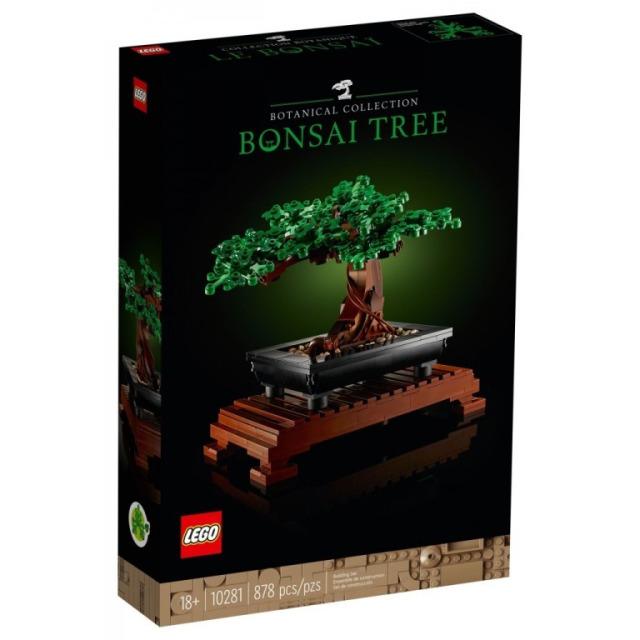 Obrázek produktu LEGO Creator 10281 Bonsaj