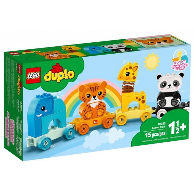 Obrázek produktu LEGO Duplo 10955 Vláček se zvířátky