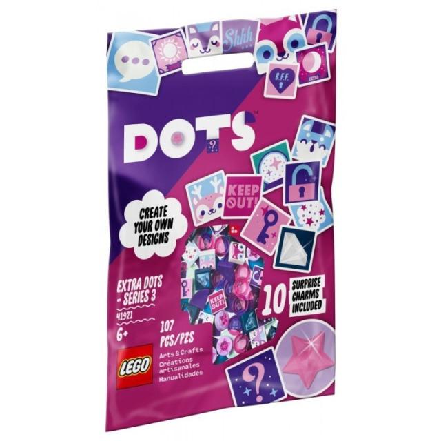 Obrázek produktu LEGO DOTS™ 41921 Doplňky 3. série