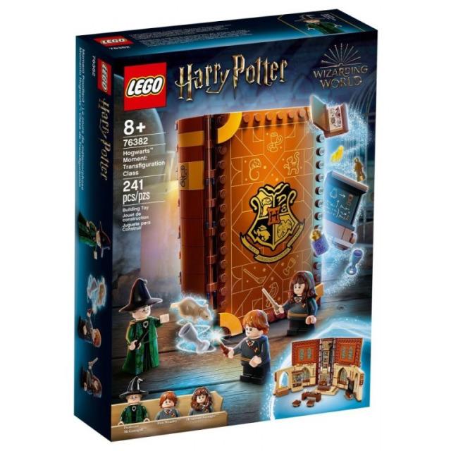 Obrázek produktu LEGO Harry Potter™ 76382 Kouzelné momenty z Bradavic: Hodina přeměňování