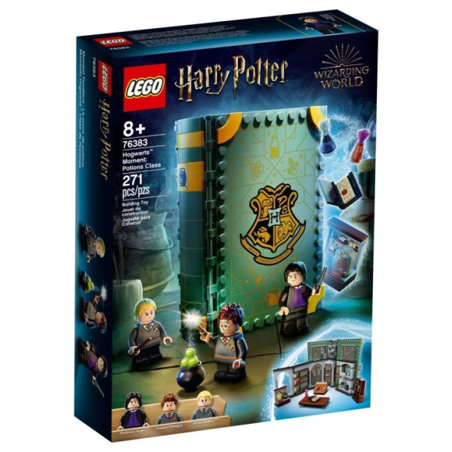 Obrázek produktu LEGO Harry Potter™ 76383 Kouzelné momenty z Bradavic: Hodina lektvarů