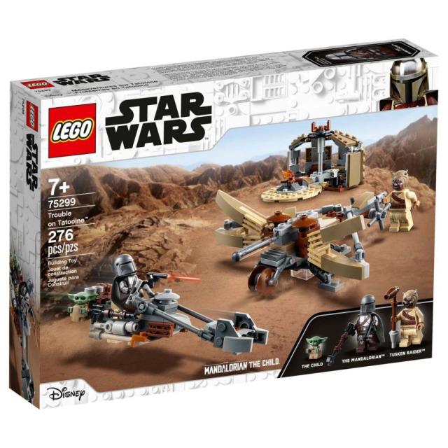 Obrázek produktu LEGO Star Wars 75299 Potíže na planetě Tatooine™