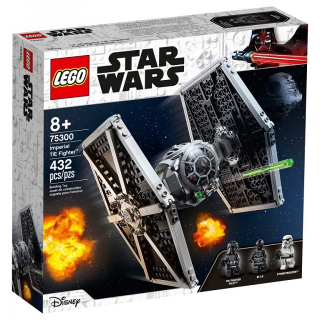 Obrázek produktu LEGO Star Wars 75300 Imperiální stíhačka TIE™