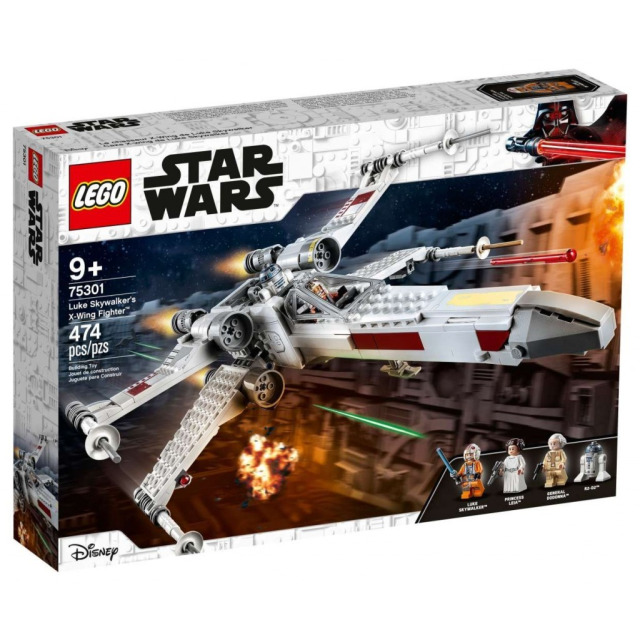 Obrázek produktu LEGO Star Wars 75301 Stíhačka X-wing™ Luka Skywalkera