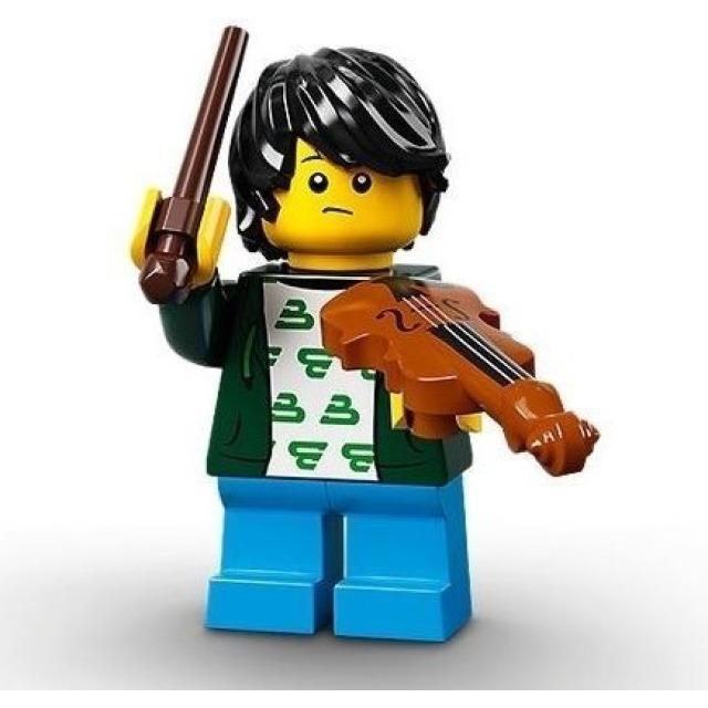 Obrázek produktu LEGO 71029 Minifigurka Malý houslista