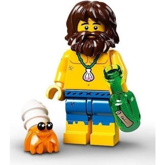 Obrázek produktu LEGO 71029 Minifigurka Trosečník
