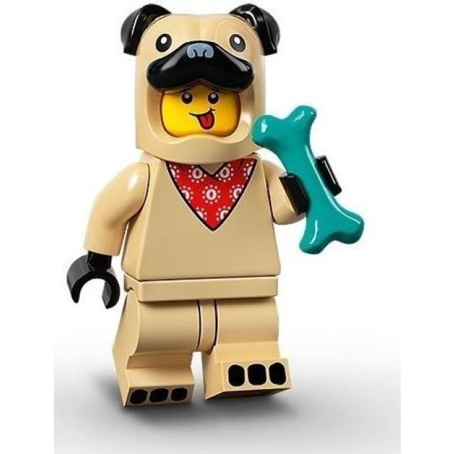 Obrázek produktu LEGO 71029 Minifigurka Mops kostým