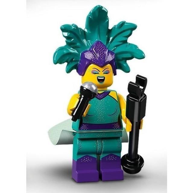 Obrázek produktu LEGO 71029 Minifigurka Kabaretní zpěvačka
