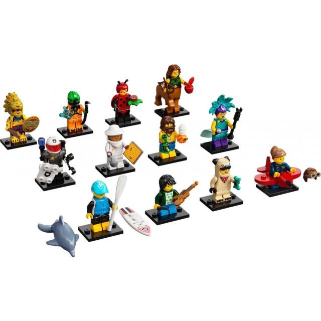 Obrázek produktu LEGO 71029 Ucelená kolekce 12 minifigurek 21. série
