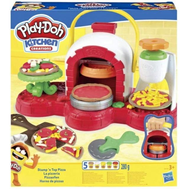 Obrázek produktu Play Doh Pec na pizzu, Hasbro E4576