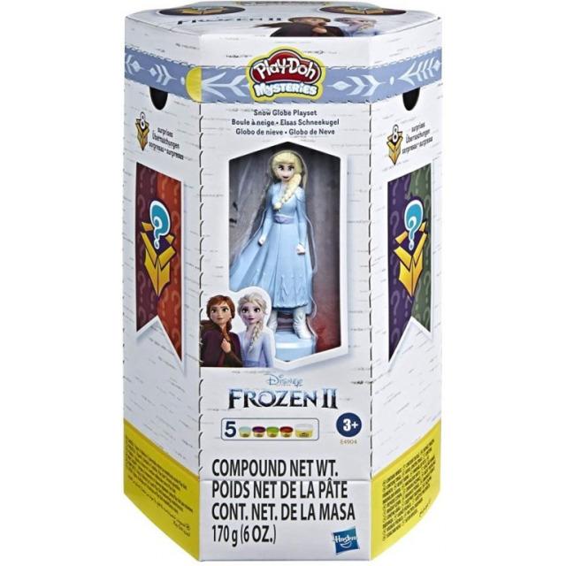 Obrázek produktu Play Doh Frozen Sněhová koule, Hasbro E4904