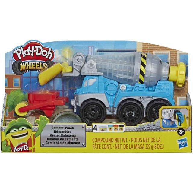 Obrázek produktu Play Doh Wheels Betonová míchačka, Hasbro E6891