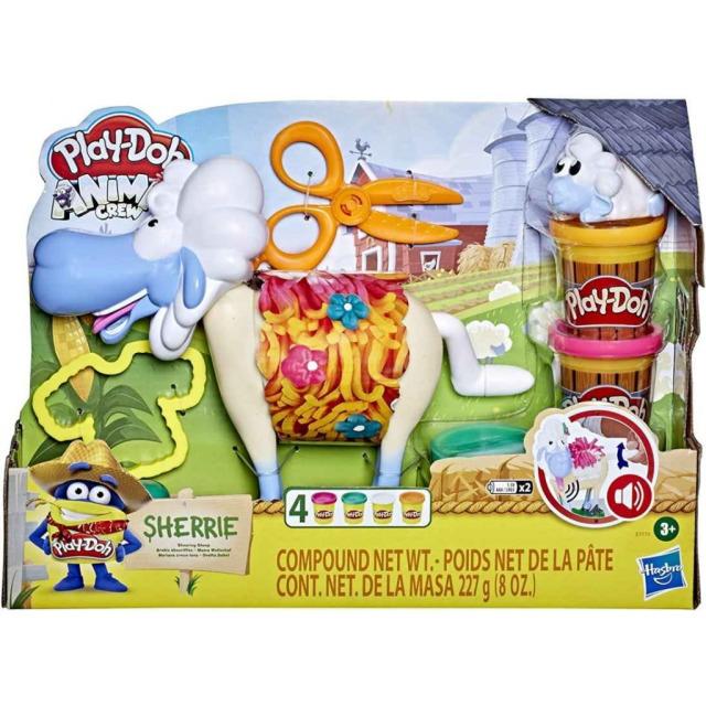 Obrázek produktu Play Doh Animals Ovečka, Hasbro E7773