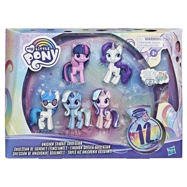 Obrázek produktu MLP My Little Pony Kouzelný jednorožec, Hasbro E9106