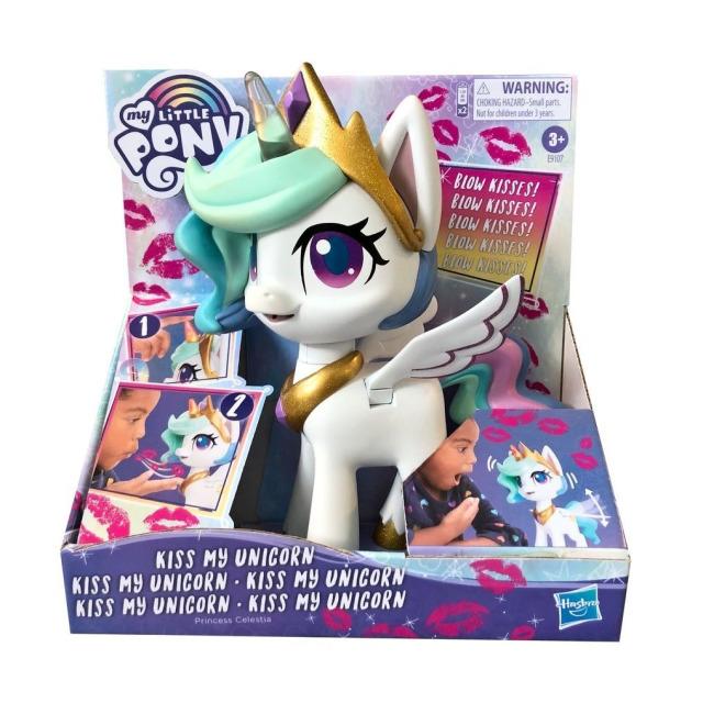 Obrázek produktu MLP My Little Pony Polibek jednorožce, Hasbro E9107