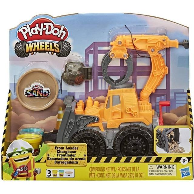 Obrázek produktu Play Doh Wheels Nakladač, Hasbro E9226