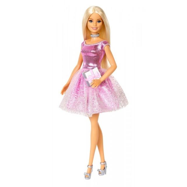 Obrázek produktu Barbie Narozeninová panenka, Mattel GDJ36