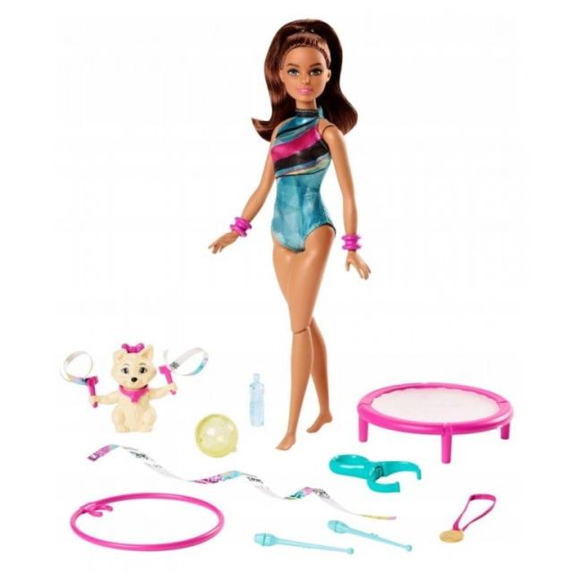 Obrázek produktu Barbie Gymnastka Teresa, Mattel GHK24